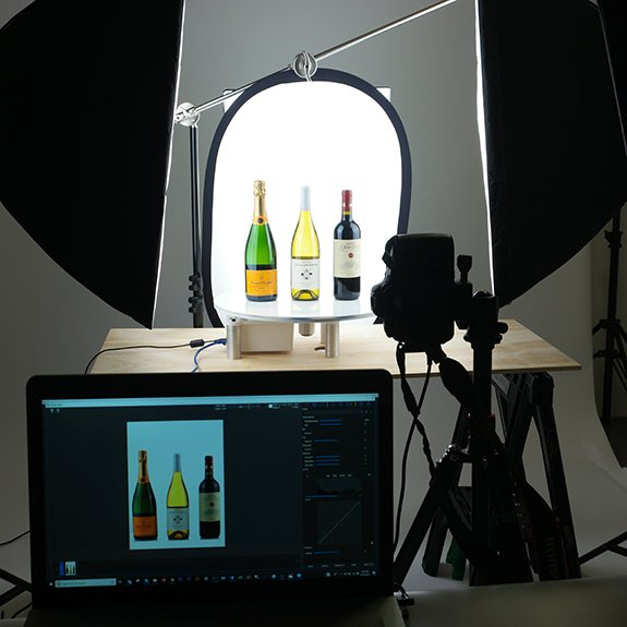 Still & 360 Food Photography Solutions