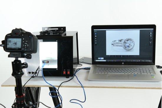 360 Jewelry Imaging Lightbox
