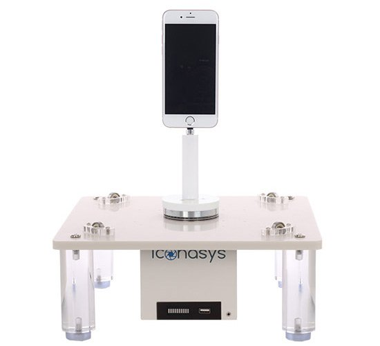 360 Photography Turntable - Mobile Phone Mount Kit