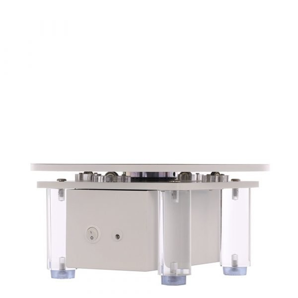 360 Product Photography Turntable - Silver MID 28