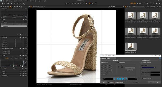 360 Product Photography using Capture One Software - 04