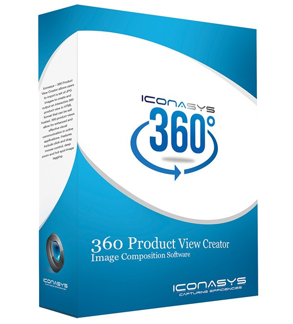 360 Product View Creator Software 600x663px