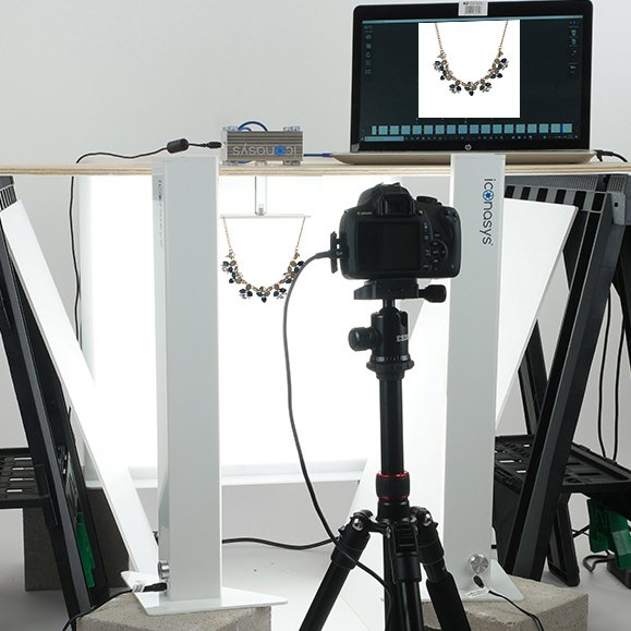 360 Spin Jewelry Photography System