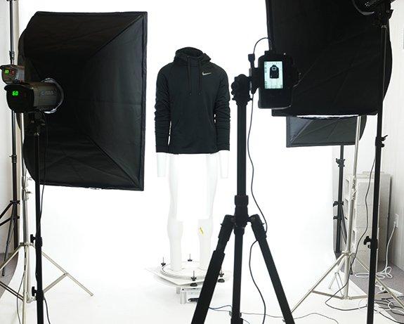 360 Apparel Photography Studio