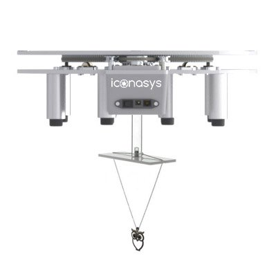 360 Degree Photography Turntable: 360 Jewelry Hanging Kit 01