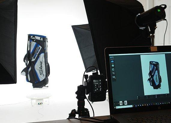 360 Degree Photography Turntable: Platinum LRG 04