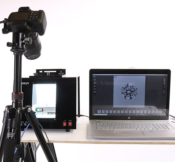 360 Diamond Photography Set up - 004