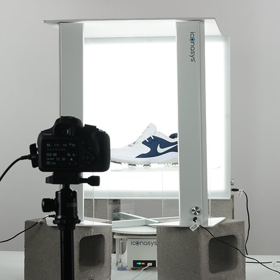 360 Footwear Photography Solution