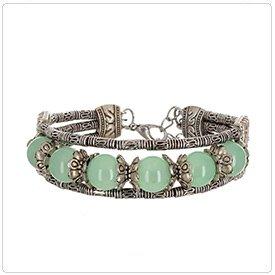360 Jewelry Photography: Jade Bracelet