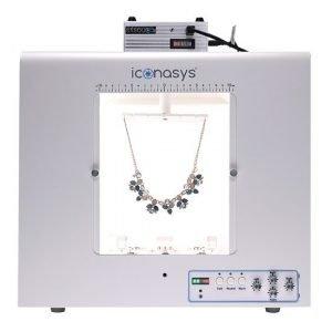 360 jewelry photography light box hanging kit