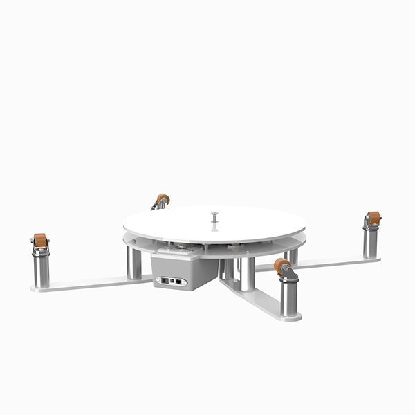 360 photography turntable platform extender