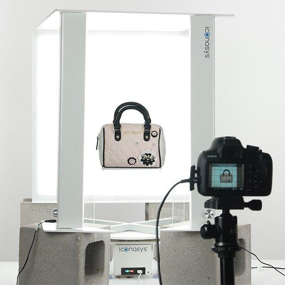 360 Product Image: Handbag Example
