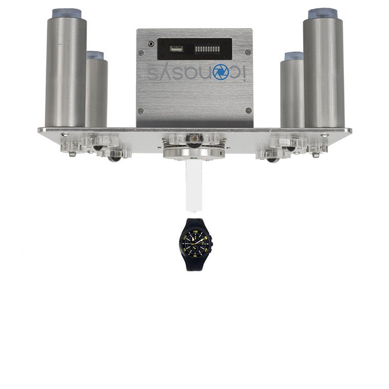 360 Product Imaging Turntable: hanging Kit 3