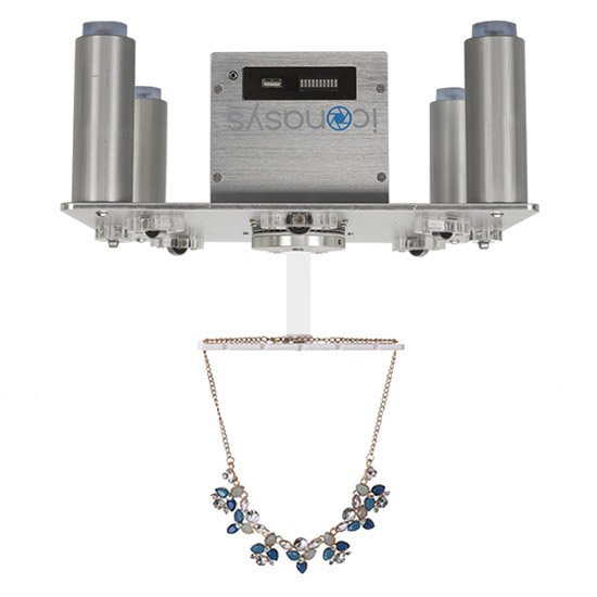 360 Product Imaging Turntable: Hanging Kit 4