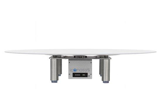 360 Product Imaging Turntable: Larger Platform