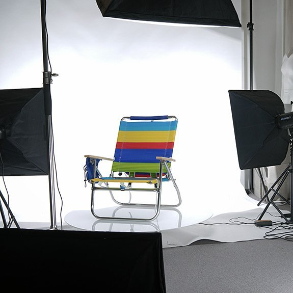 360 Product Imaging Turntable: Lighting
