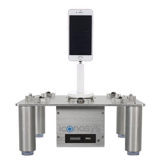 360 Product Imaging Turntable: Mobile Phone Mount Kit
