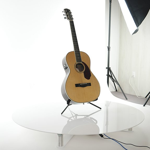 360 Product Photography: Musical Instruments