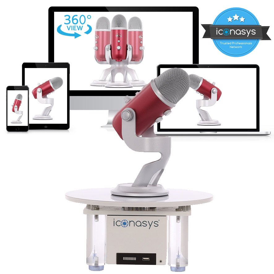 360 Product Photography Services
