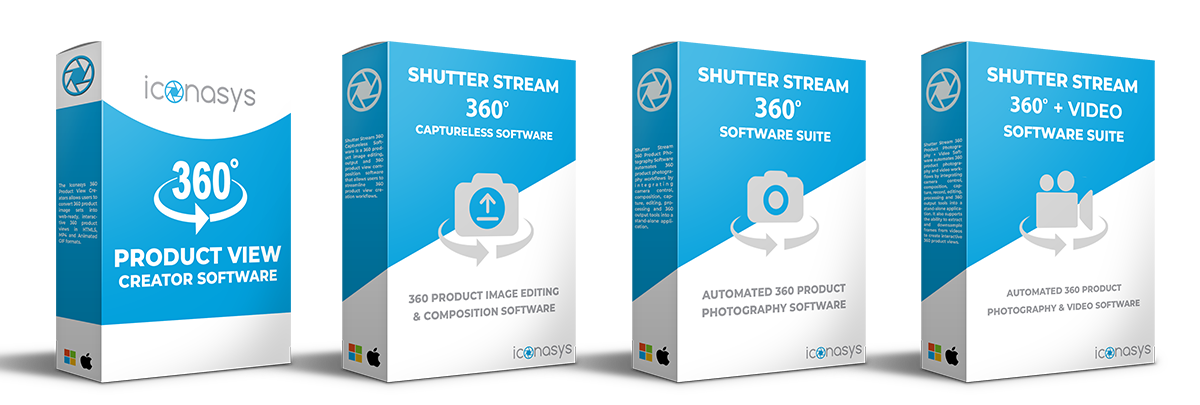 360 Product Photography Software