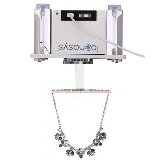 360 Product Photography Turntable: 360 Hanging Kit Necklace