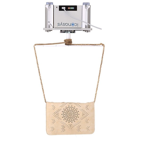 360 Product Photography Turntable: 360 Hanging Kit Purse