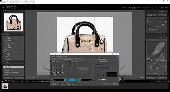 360 Product Photography using Adobe Lightroom 04