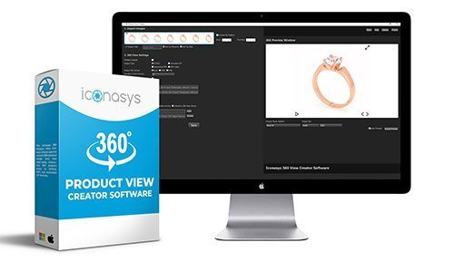 360 product view creation software