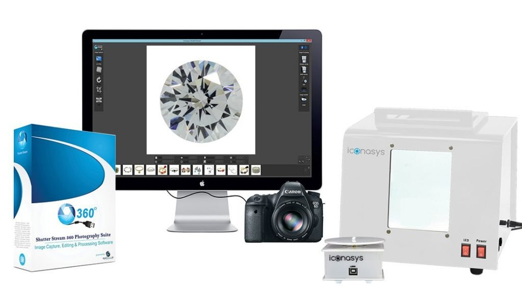 3D Diamond Photography System 01