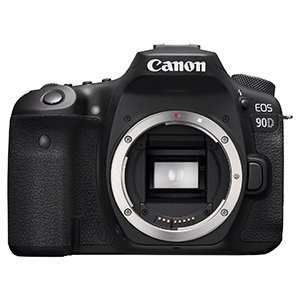 Canon EOS 90D Camera Control Software
