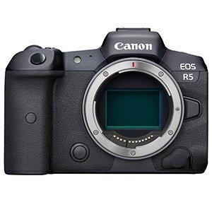 Canon EOS R5 Camera Control Software