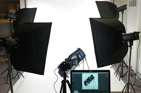 Iconasys LED Studio Lighting Kit