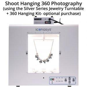 LumiCube 360 Jewelry Photography Light Box 10