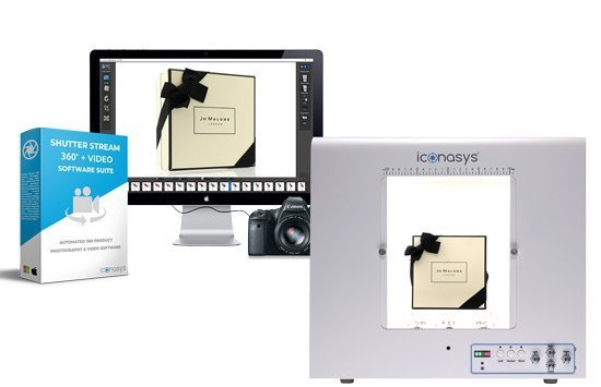 LumiCube 360 Product Photography Light Box