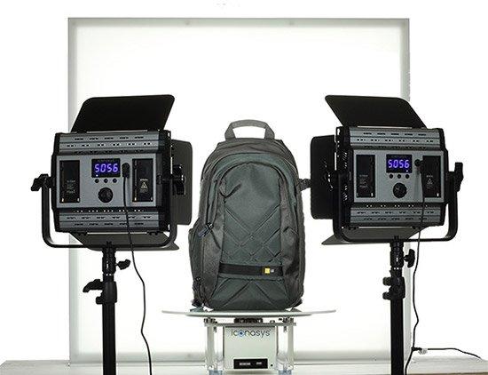 LumiPad 36o Product Photography Light Kit 01