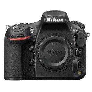 Nikon D810A: Capture Software