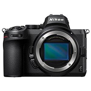 Camera Control Software for Nikon Z5