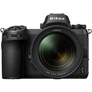 Nikon Z6 Camera Software