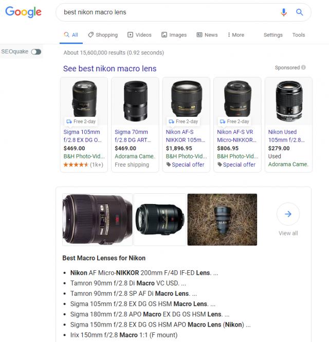 Nikon Macro Lens Search Results