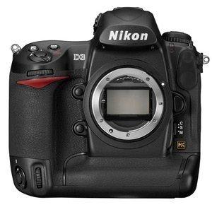 Nikon Remote Capture Software: D3 Camera