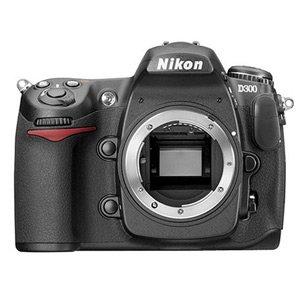 Nikon Camera Control Software: D300 Camera