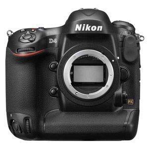 Nikon Remote Capture Software: D4 Camera