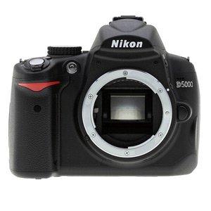 Nikon Remote Capture Software for D5000 camera