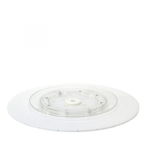 product photography turntable bottom