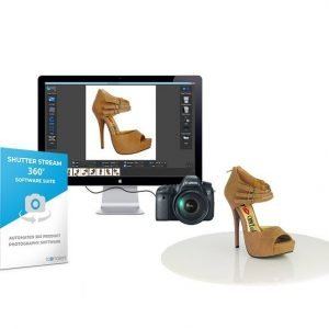 product photography turntable and software