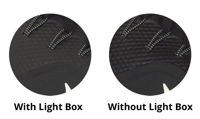 Product Photography: Lightbox vs No Light Box 03