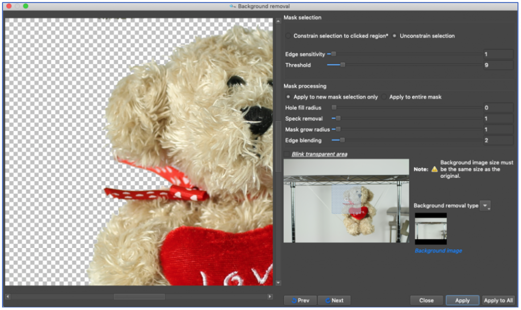 Product Photography Software: Background Removal 3