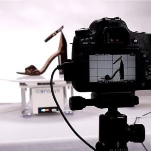 Shooting Product Videos using Custom Defined Mode