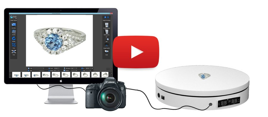 360 Product Photography Software using Shutter Stream 360 Product Photography Software 01