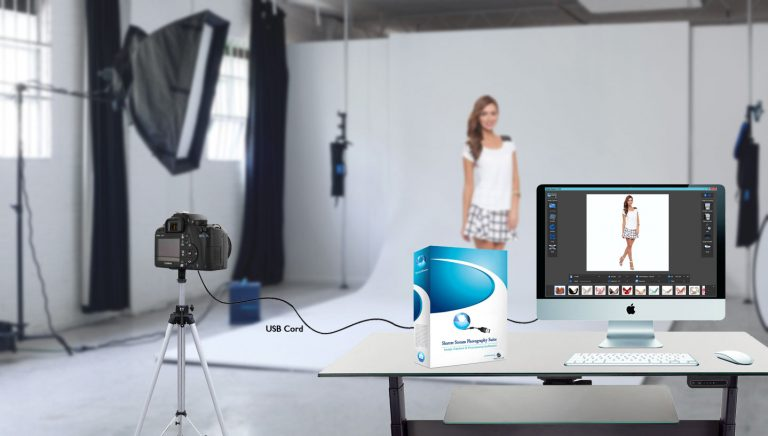 Create Apparel & Fashion Photography with a white background 11